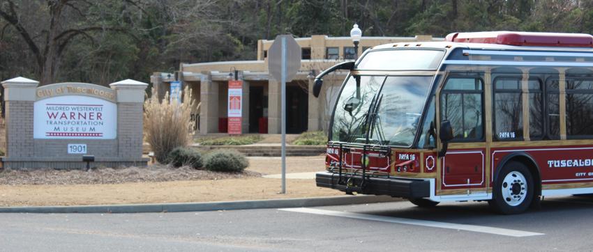 Tuscaloosa Transit Authority - Home Page